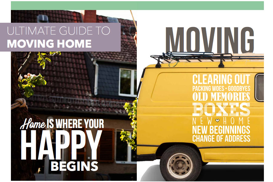Ultimate Guide to Moving Home